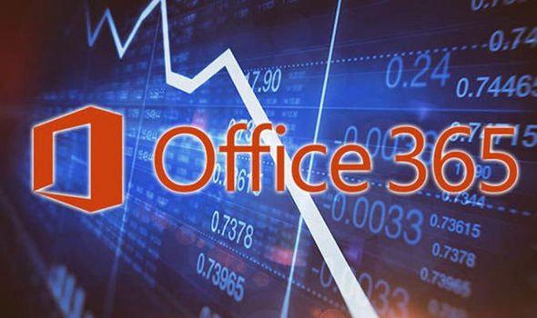 Εκτός λειτουργίας το Office 365