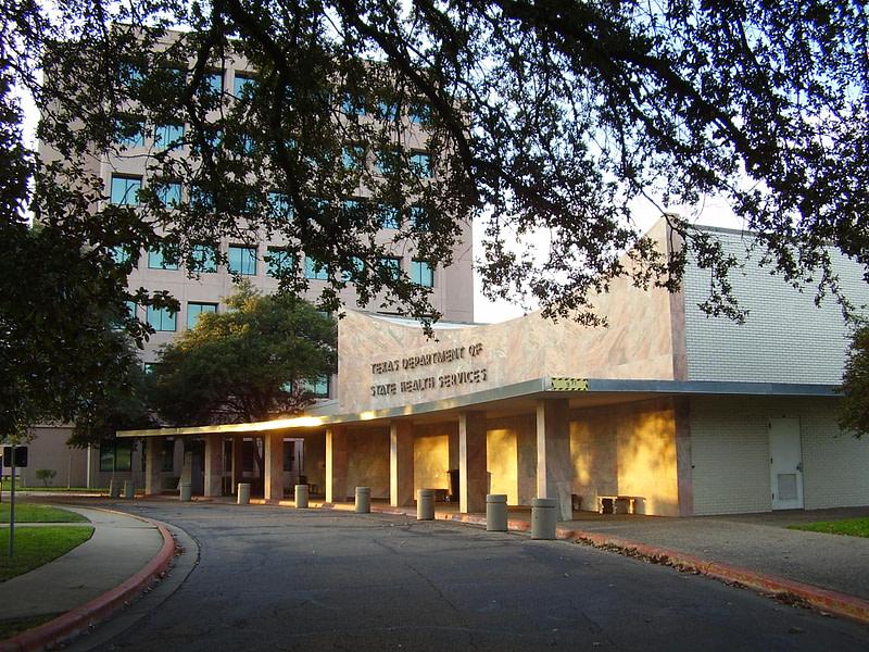 Υπουργείο Υγείας Τέξας