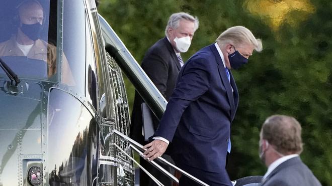 υγεία Τραμπ