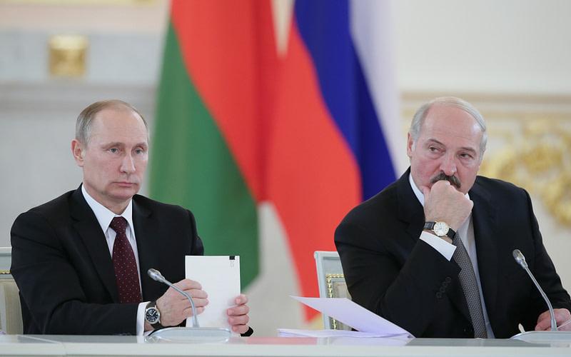 Ρωσία-Λευκορωσία