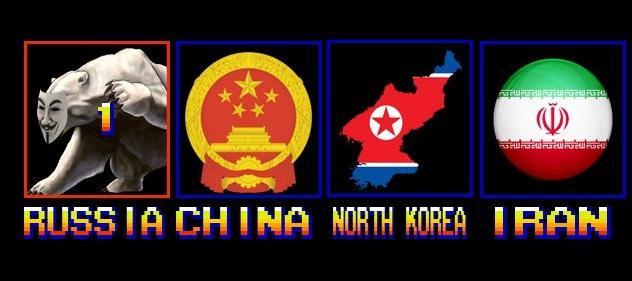 Χάκερς της Κίνας, της Ρωσίας, του Ιράν και της Βόρειας Κορέας στοχεύουν τον Καναδά