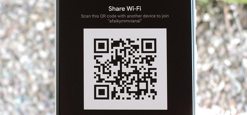 Πώς μπορείτε να μοιραστείτε εύκολα το Wi-Fi σας με QR code;