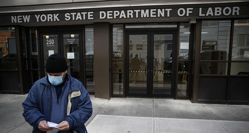 Απατεώνες πλαστογραφούν το Υπουργείο Εργασίας της Νέας Υόρκης!