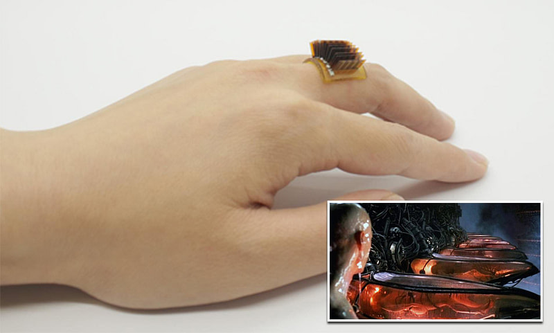Wearable συσκευή μετατρέπει το σώμα σας σε «βιολογική μπαταρία»!