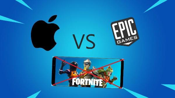 αγωγή της Epic Games κατά της Apple