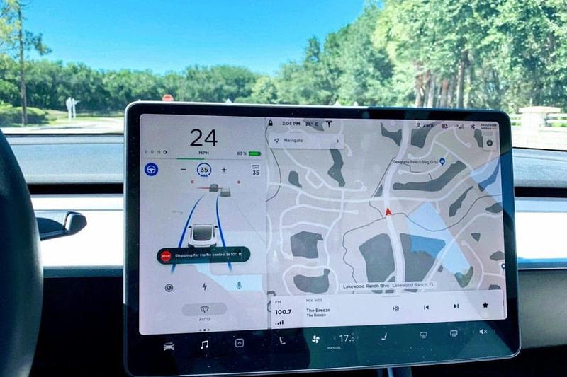 Elon Musk Tesla Autopilot