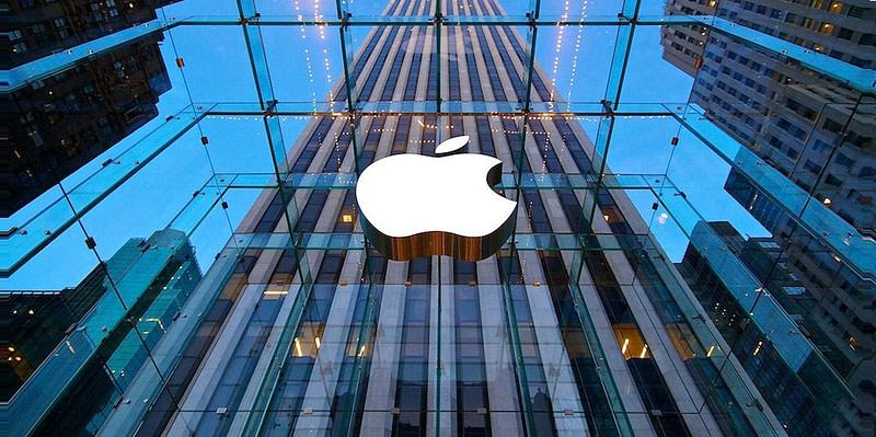 REvil Apple logos και iPad
