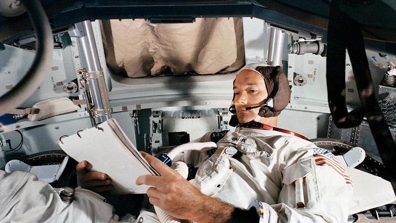 Michael Collins «Apollo 11»
