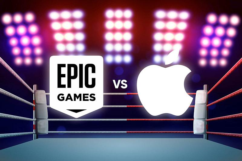 Αpple Vs Epic Games