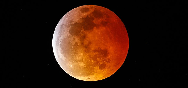 «Super blood moon» - σεληνιακή έκλειψη του Μαΐου 2021