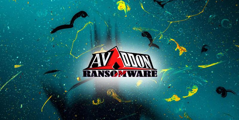 FBI/ACSC Avaddon ransomware