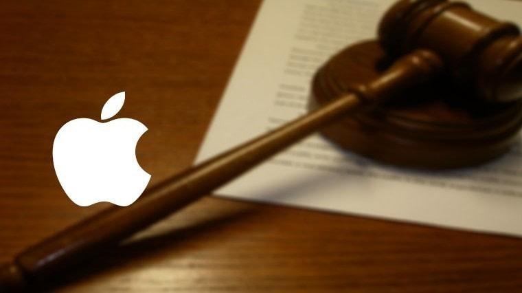 Ηνωμένο Βασίλειο Αγωγή κατά Apple