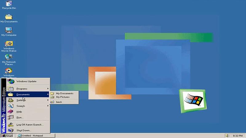 Microsoft - Windows ME