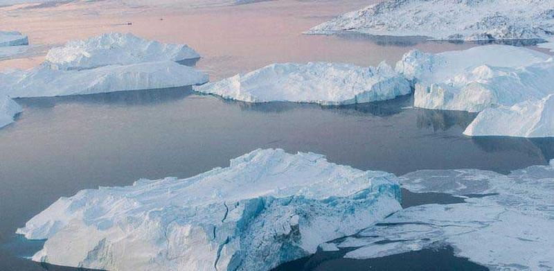 Λιώσιμο των πάγων