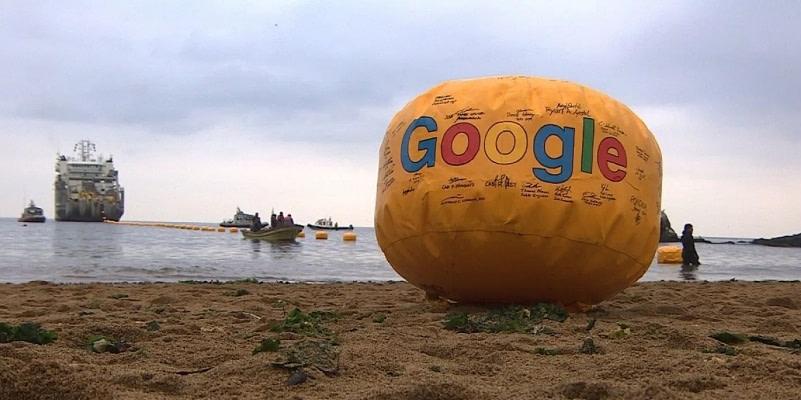 Google подводный кабель