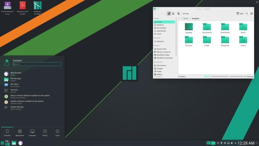 Manjaro Linux 20.0 'Lysia': Κυκλοφόρησε για πλατφόρμες x86-64