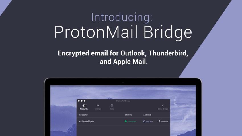 ProtonMail:已发布新应用程序以与本地用户连接