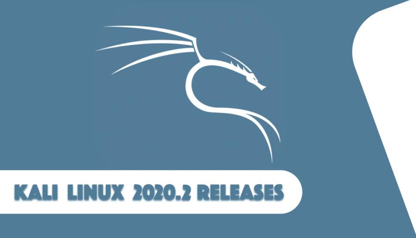 Kali Linux: версия v2020.2 была выпущена с изменениями графики