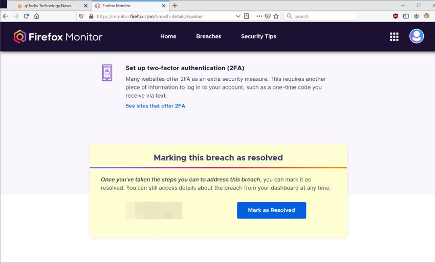 Password Monitor: θα μας ειδοποιεί για διαρρεύσεις στοιχείων στο Edge