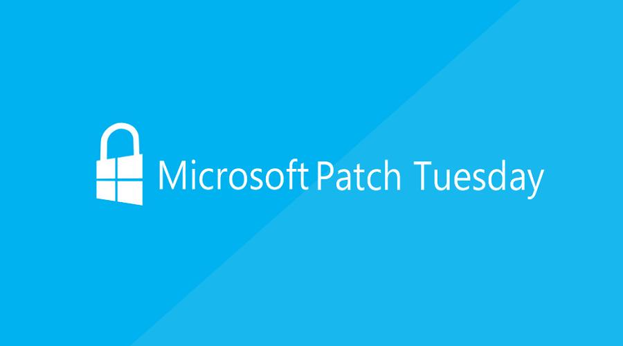 Microsoft Patch Tuesday Μαΐου