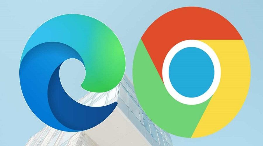 Chrome Edge επεκτάσεις