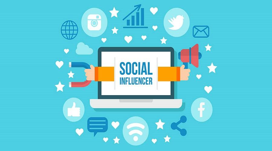 social media influencers