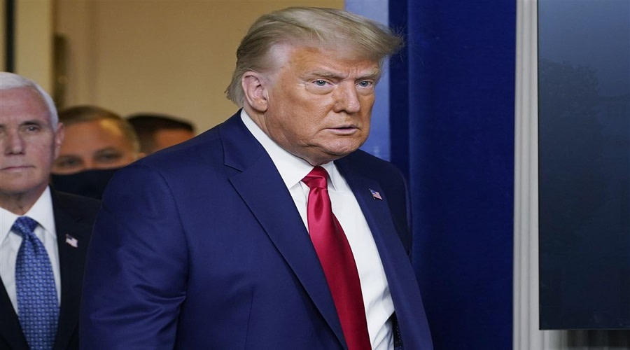 Trump Καπιτώλιο