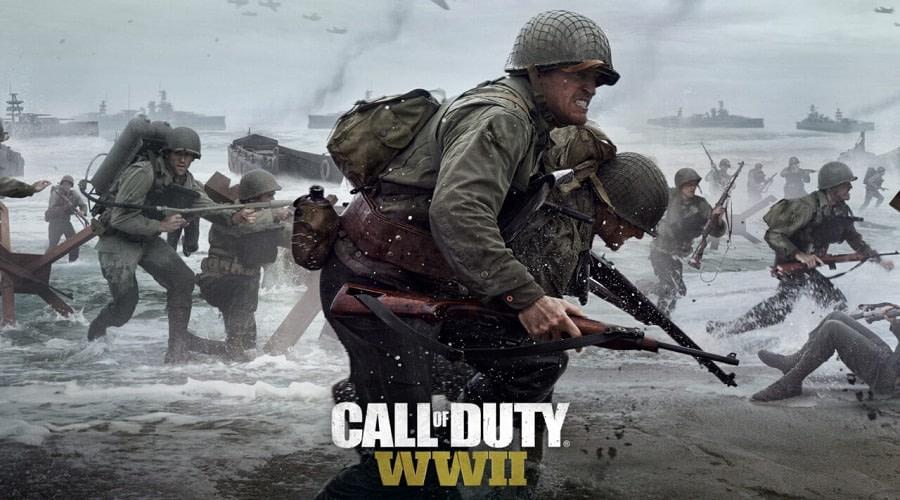Call of Duty κυκλοφορίας