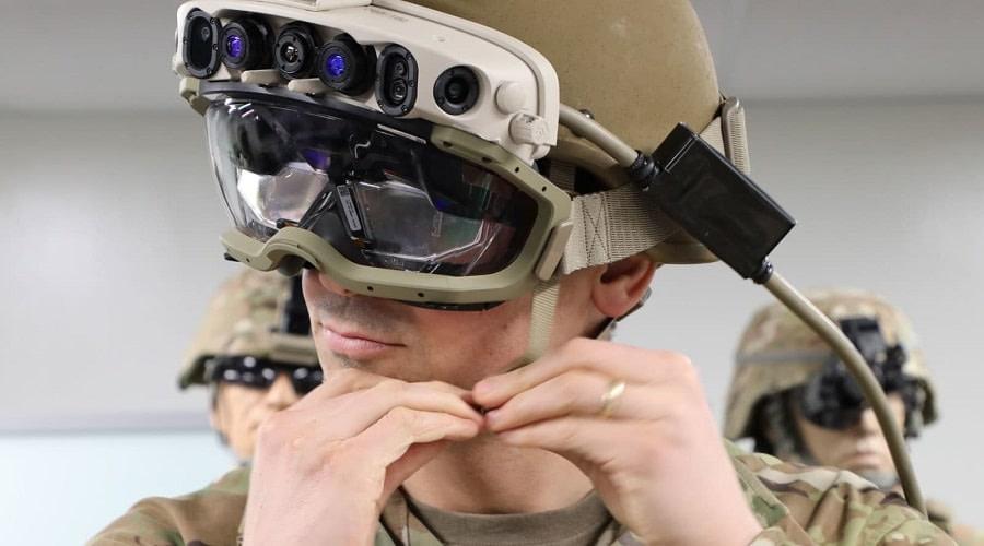 στρατό ΗΠΑ AR headsets