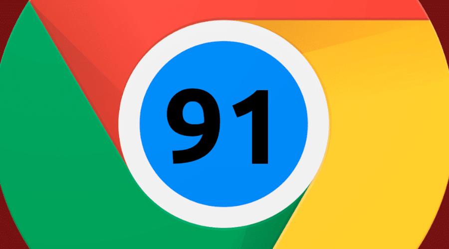 Chrome 91