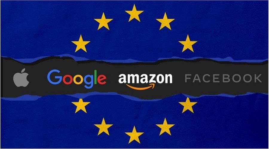 Big Tech rules Ευρωπαϊκής Ένωσης