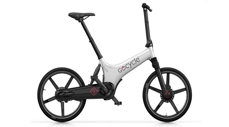 Gocycle G4i ποδήλατο
