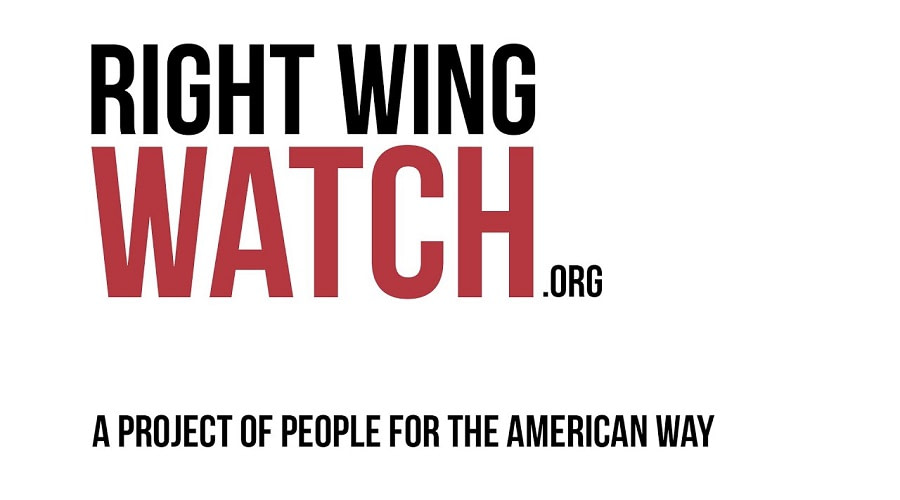 Right Wing Watch YouTube