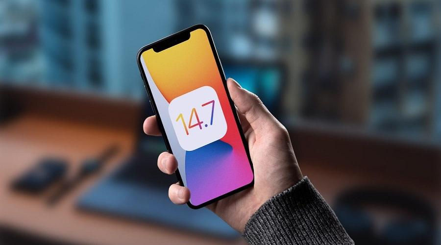 iOS 14.7 λειτουργίες