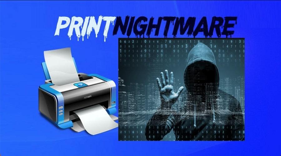 Hackers PrintNightmare Windows servers