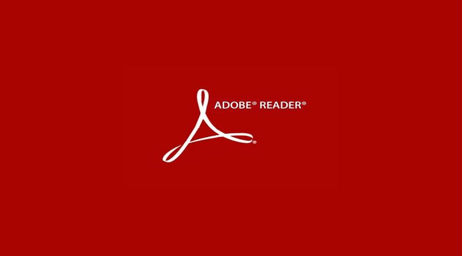 Adobe Reader dark mode
