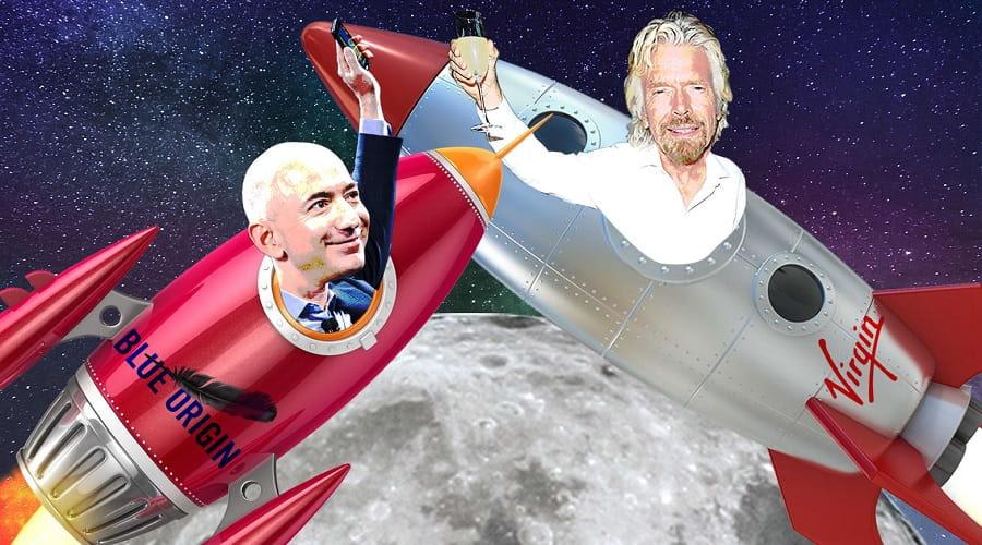 Branson Bezos