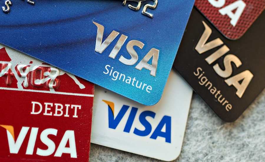 Visa ψηφιακό νόμισμα