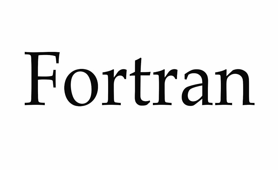 Fortran γλώσσα προγραμματισμού