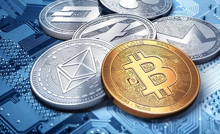 cryptocurrency αξία