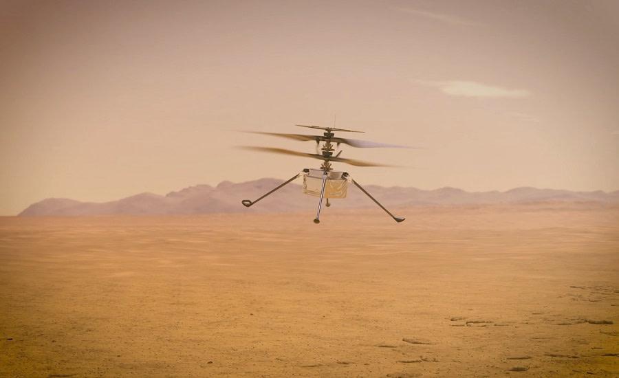 NASA Άρη