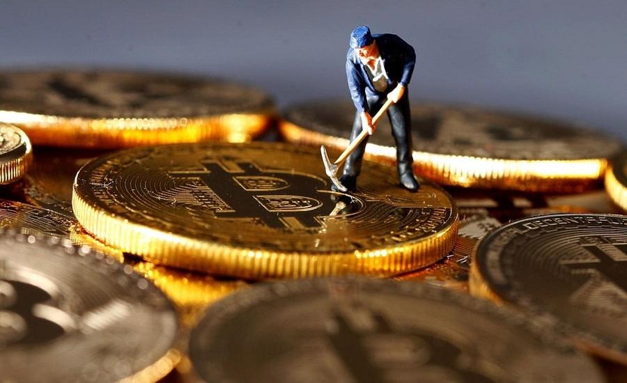 εξόρυξη Bitcoin