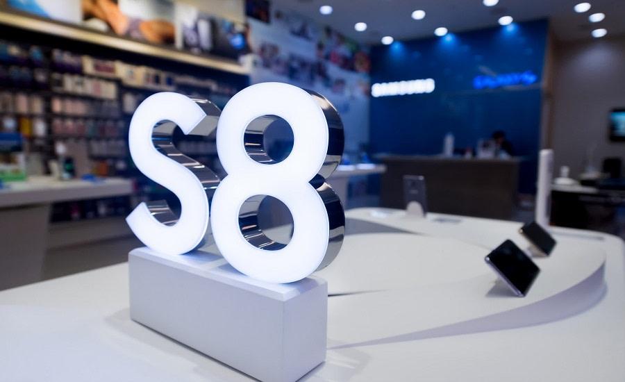ενημερώσεις Galaxy S8