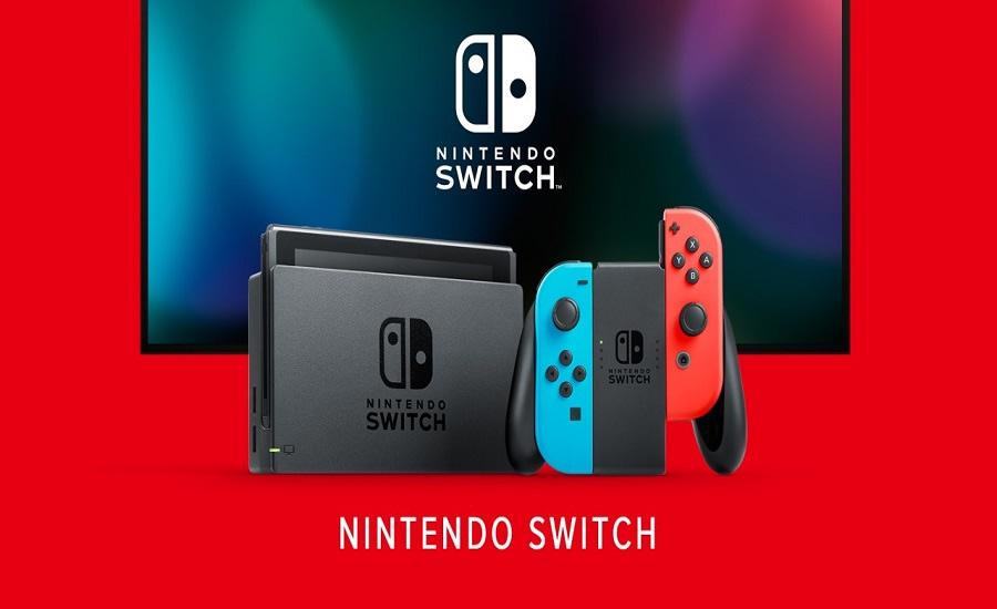 Nintendo Switch κονσόλες