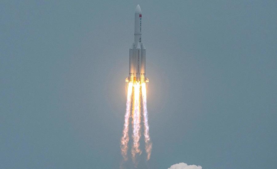 NASA Κίνα