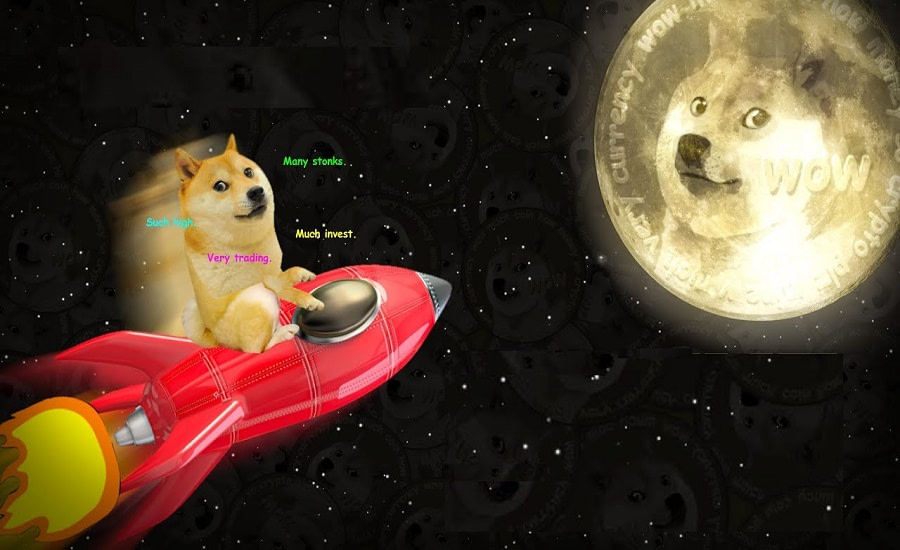 Dogecoin SpaceX