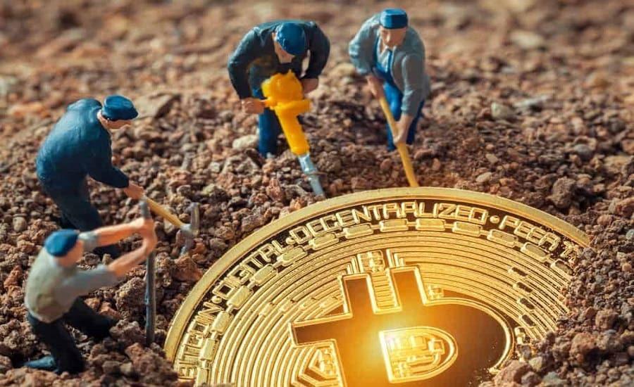 Bitcoin ενέργεια