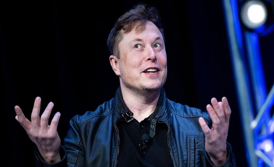 Elon Musk χειρονομία