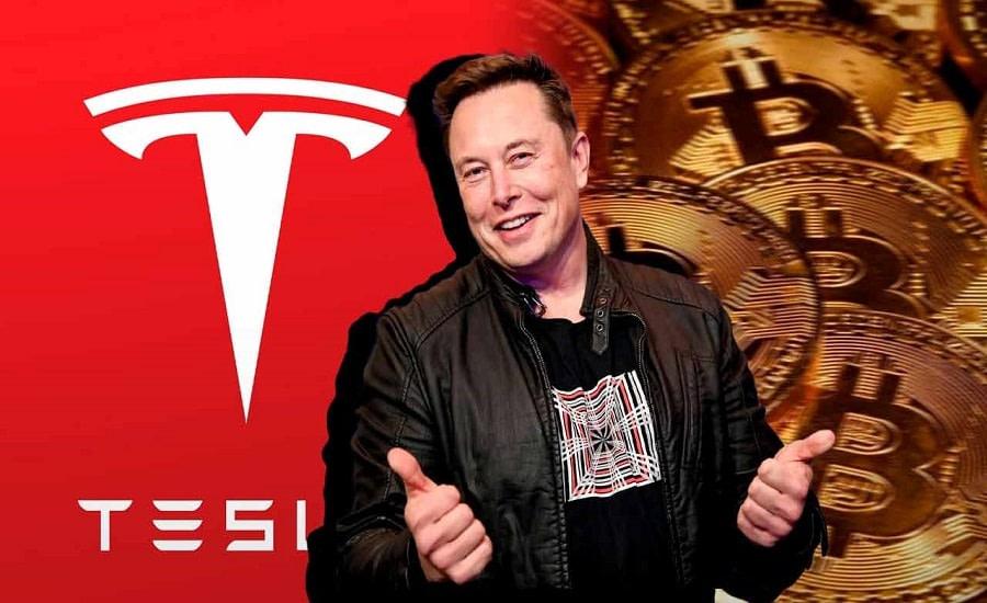 Bitcoin Tesla