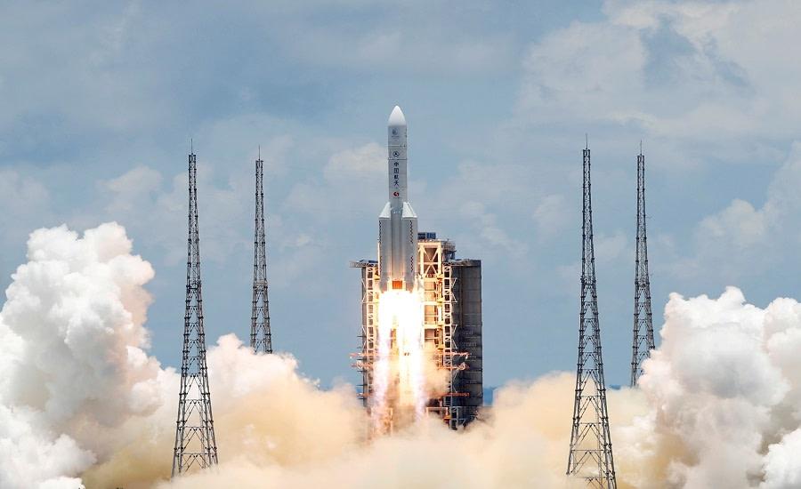 διαστημικό σταθμό Κίνα